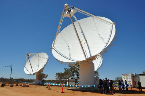 A previously unknown stellar object was first spotted during a sky survey using the ASKAP radio telescope at the Murchison Radio-astronomy Observatory in Western Australia.