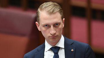 Senator's fury over 'Hitler Youth' comparison