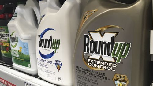 Mr Hardeman blamed Roundup for his non-Hodgkin's lymphoma.