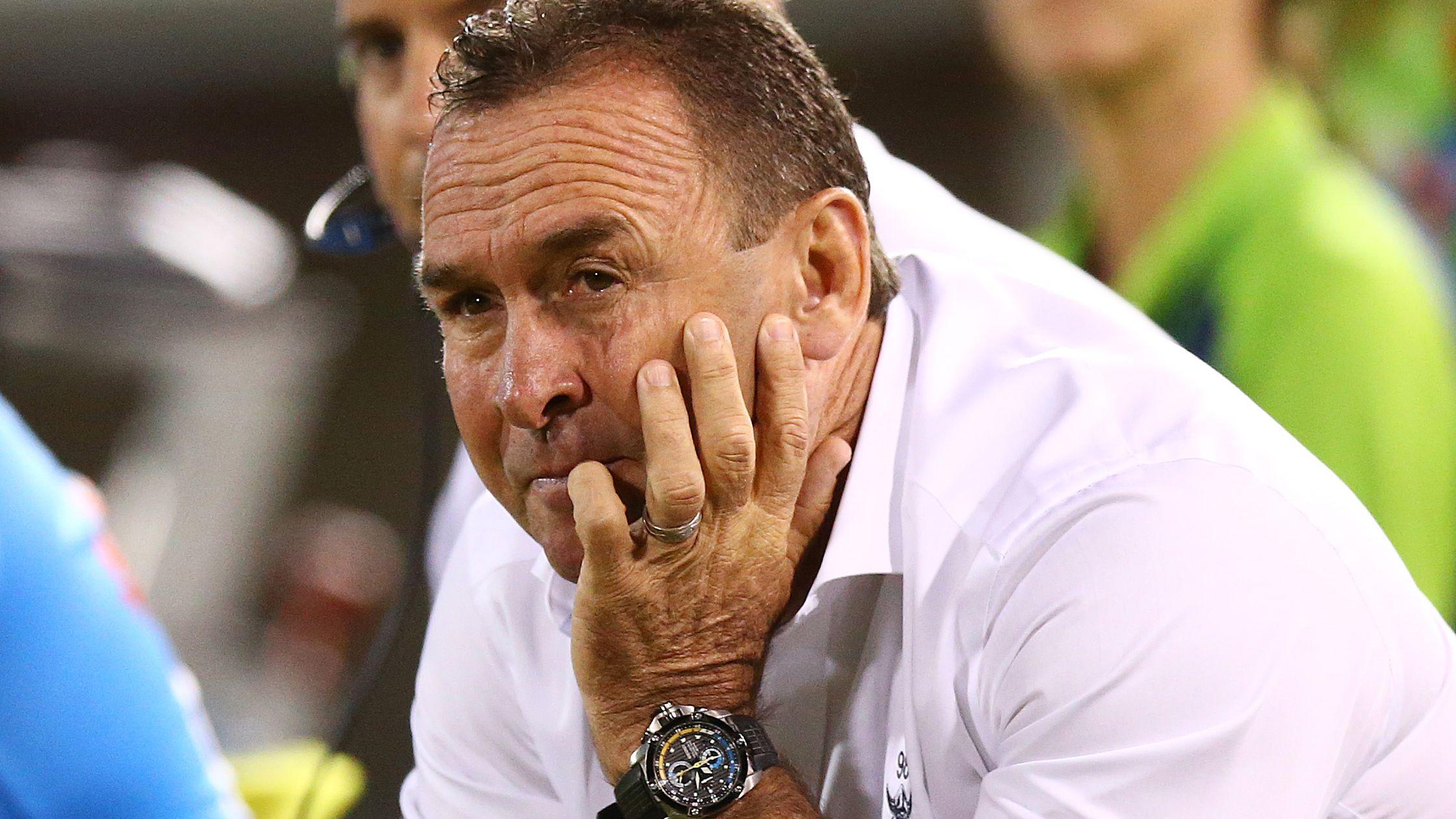 Raiders coach Ricky Stuart says NRL season must continue amid coronavirus