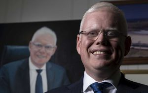 NSW minister Gareth Ward found 'naked and confused'