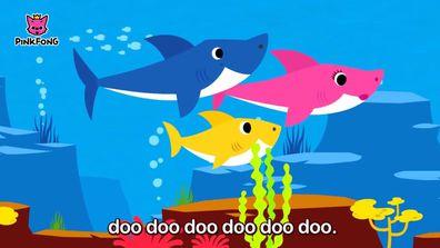 Baby Shark, doo doo doo doo doo doo doo.