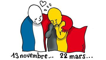 <p>Artists are putting pen to paper to pay tribute to Belgium following the terror attacks which killed more than 30 people in Brussels yesterday.</p><p>French cartoonist Plantu's artwork was shared by French newspaper Le Monde today.</p><p><strong>Click through to see more artistic tributes.</strong></p>