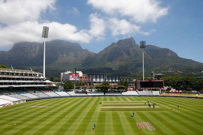 <strong>Newlands Cricket Stadium, Cape Town, South Africa</strong>