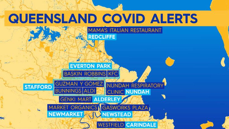 One more case of COVID-19 diagnosed in Queensland