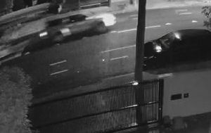 Police investigating hit-and-run death release CCTV of vehicle they are seeking