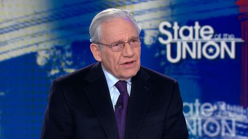 "Trump has labelled Bob Woodward'supcoming book as ""fiction"""