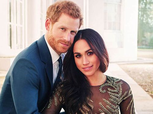 Prince Harry and Meghan - only in 2018 could this royal love story work.