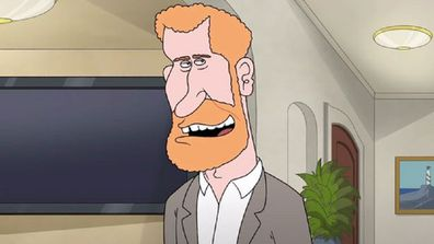 Prince Harry animated series voided by Orlando Bloom