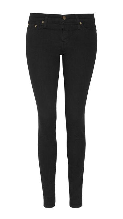 <p>The black skinny jean</p>