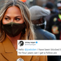 Chrissy Teigen gets unblocked by POTUS Twitter account