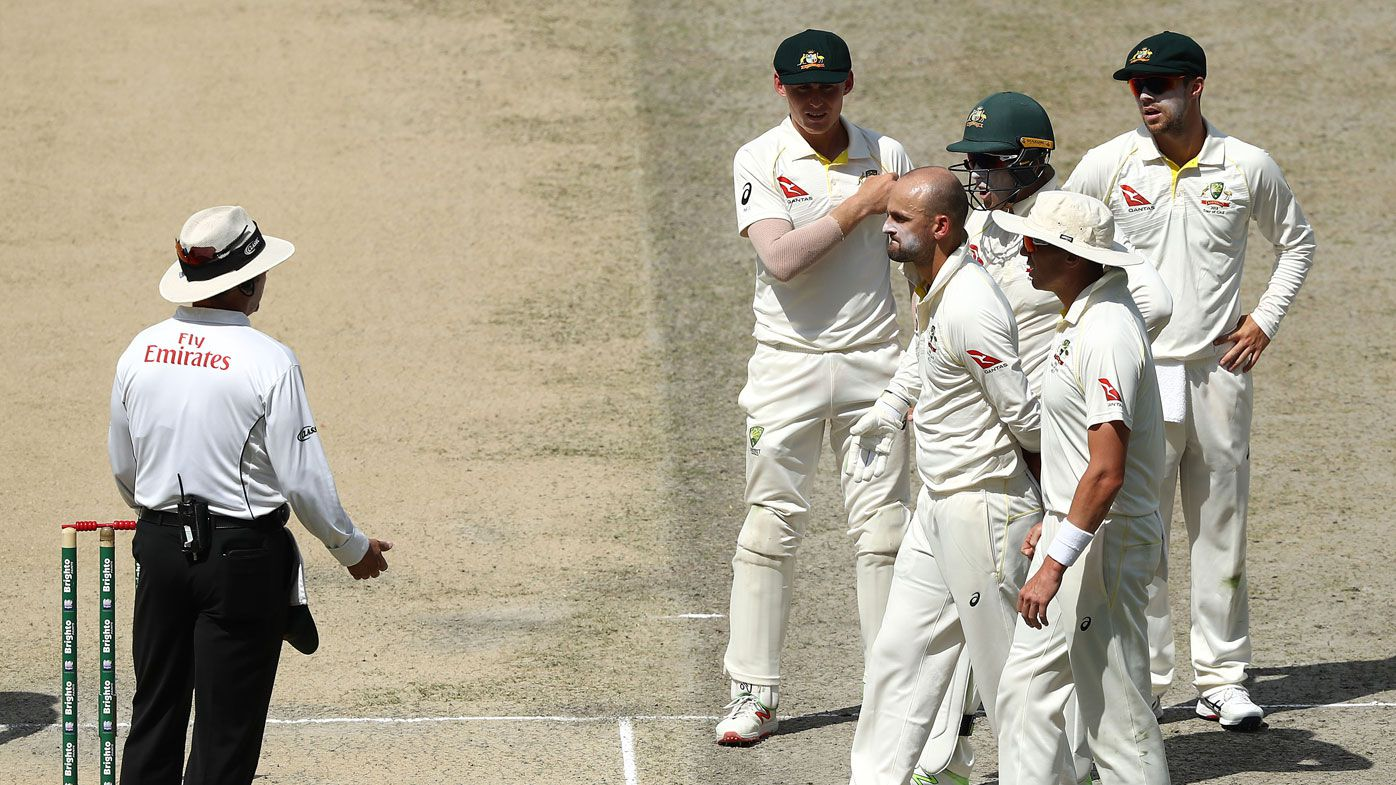 Stumped: Aussies caught out by LBW law they didn't know