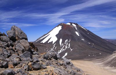 Mount Ngauruhoe: Mount Doom
