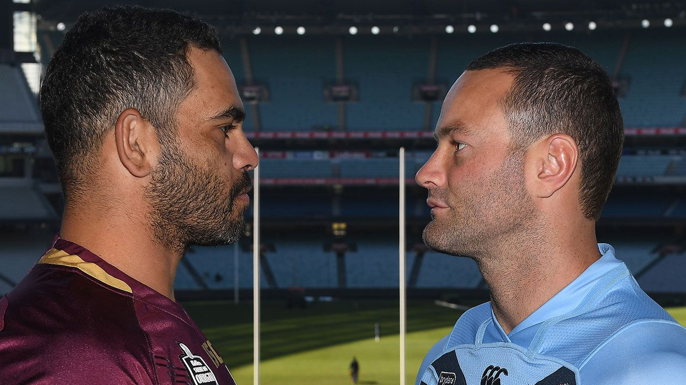 Greg Inglis and Boyd Cordner