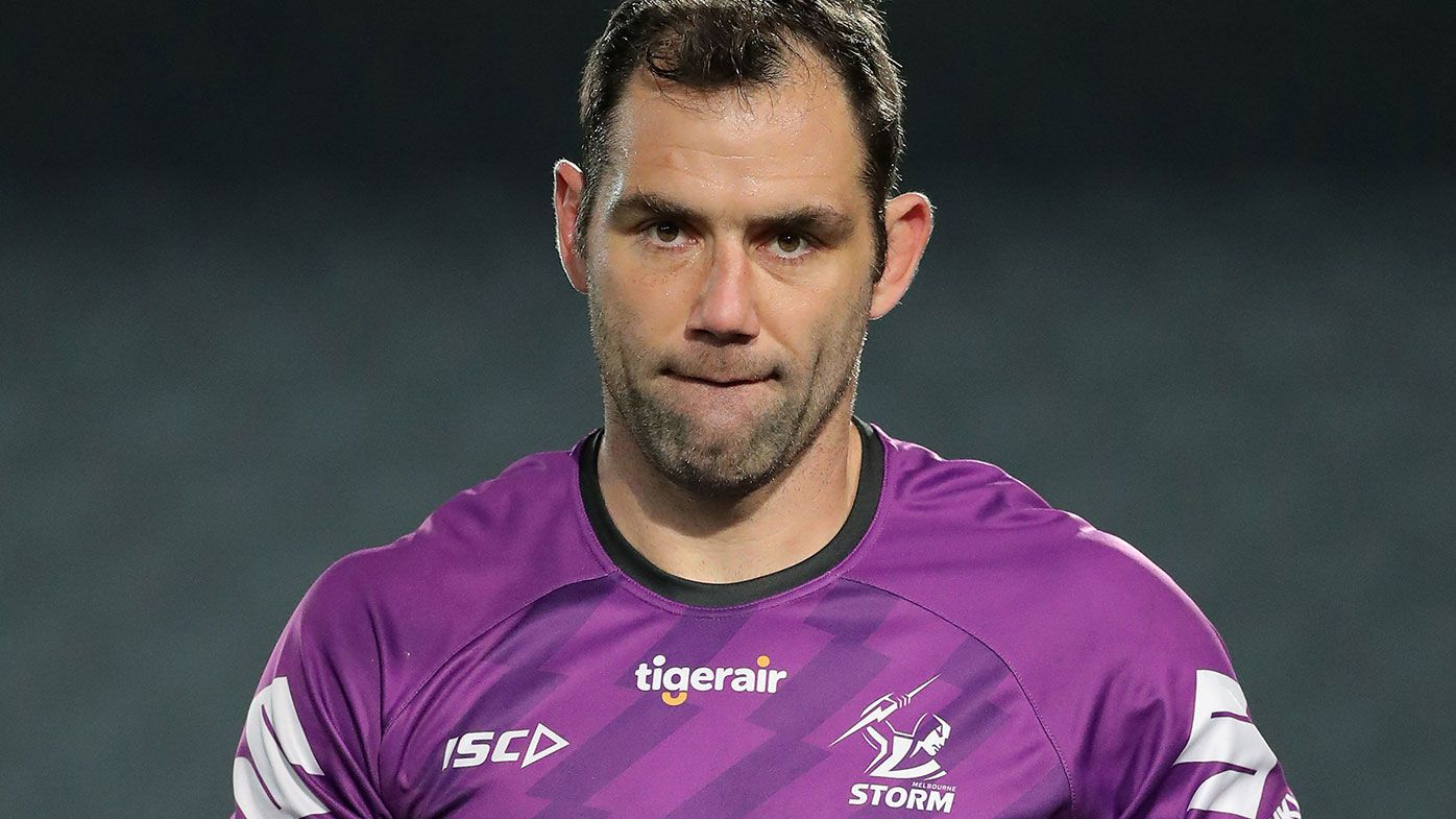Broncos coach Anthony Seibold confirms interest in Cameron Smith