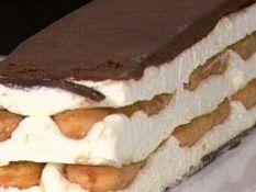 Donna Hay's chocolate tiramisu