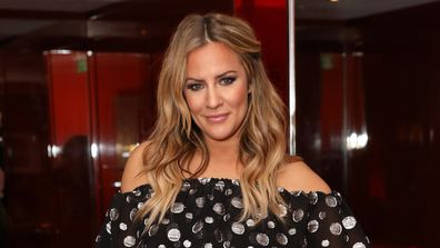Caroline Flack, JW Marriott Grosvenor House London, April 30, 2019