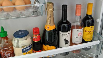 Store red wine in the fridge