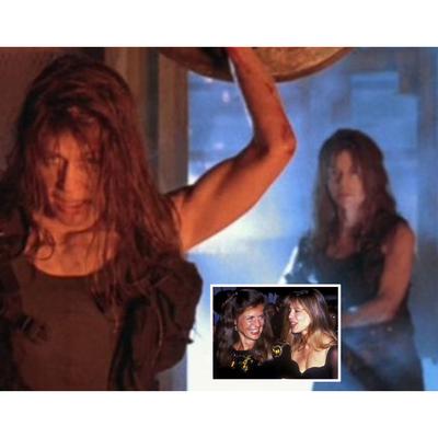 Sarah Connor — Terminator 2: Judgement Day
