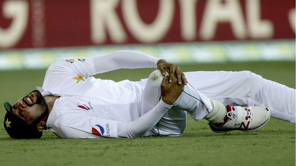 Mohammed Amir.(AAP)
