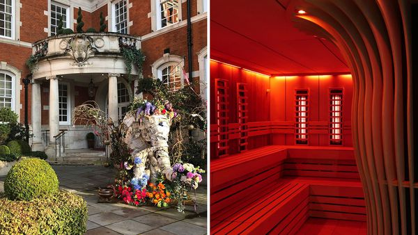 Wellness experiences in London