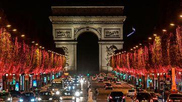 Paris, 2020