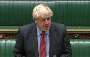 Coronavirus: Boris Johnson reveals new UK restrictions in speech to parliament