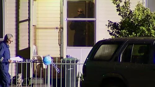 Police were called to the Norlane home last night. (9NEWS)