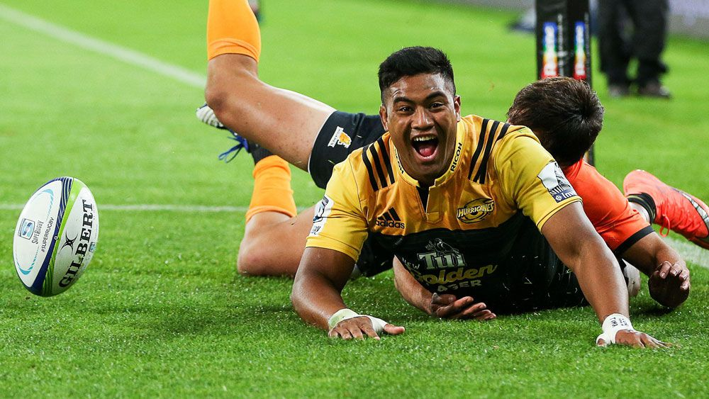 Savea Super Rugby hat-trick for Hurricanes