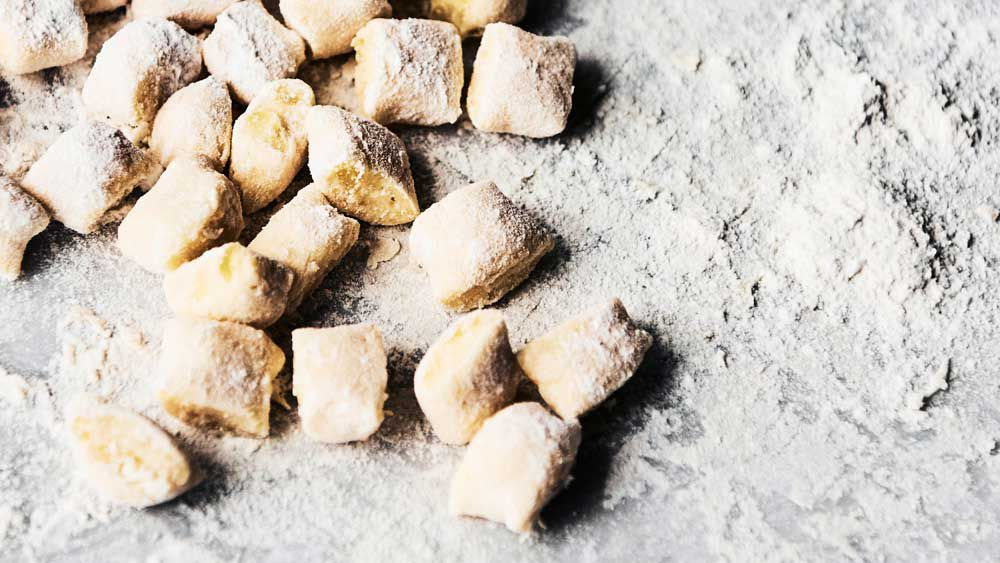 Johnny Di Francesco's gnocchi recipe