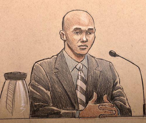 190426 Justine Ruszczyk death Mohamed Noor US policeman Minneapolis murder trial testimony