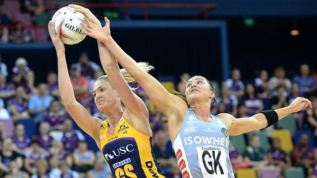 Lightning beat Magpies in netball thriller