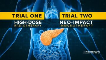 New pancreatic trial