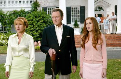 Wedding Crashers, Jane Seymour, Christopher Walken, Isla Fisher