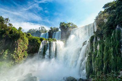 2. Iguazú Falls, Argentina/Brazil