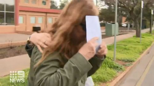 Sandra Yandell avoided jail after pleading guilty to nine counts of ill-treating an animal.