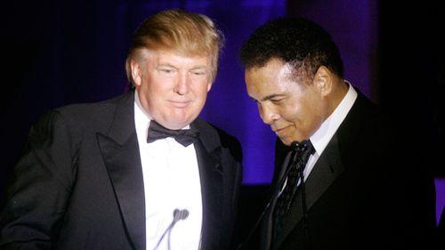 Trump may pardon Ali who doesn't need one