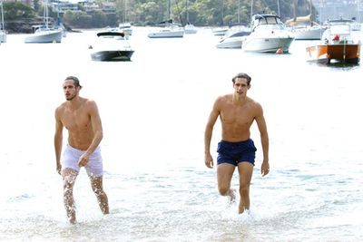Aussie supermodels Jordan and Zac Stenmark, aka the Stenmark twins, popped by for the latest <i>Australia's Next Top Model</i> challenge on tonight's show. Check out these hot sneak-peek pics of how the girls handled modelling with the dreamy, world-famous duo!<br/><br/><i>ANTM</i> airs at 7.30pm tonight on FOX8.<br/><br/>Images: Supplied