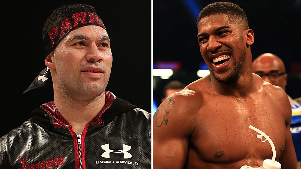 Boxing: Anthony Joshua wants less talk, eyes Joseph Parker bout
