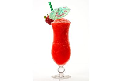 Daiquiri: About a fifth of a glass is 100 calories