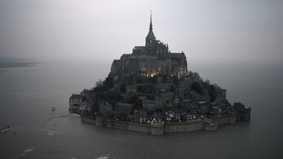 The 'supertide' is expected to impact coastlines around the North Sea, the English Channel and to a lesser extent in the Mediterranean. The bay on the coast of Normandy has some of the strongest tides in the world.