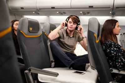 Thomas Cook Airlines' Sleeper Seats