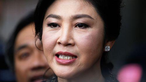 Thai court sentences fugitive ex-PM to five years jail