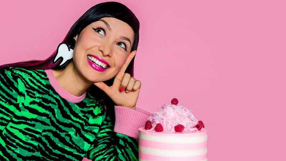 Katherine Sabbath's cake tip