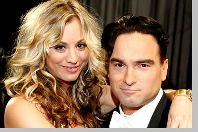 "<B>Where they met:</B> <i>The Big Bang Theory</i>. He's geeky Leonard Hofstadter, while she plays his outgoing blonde neighbour and on-off love interest Penny.<br/><br/><B>Did love blossom or bomb?</B> Blossomed, then bombed. She told <i>Watch </i>magazine that the two had ""a wonderful relationship"" for two years, but hid their relationship to avoid the publicity &mdash; which apparently doomed it. The two mutually broke up sometime before the sitcom's fourth season."
