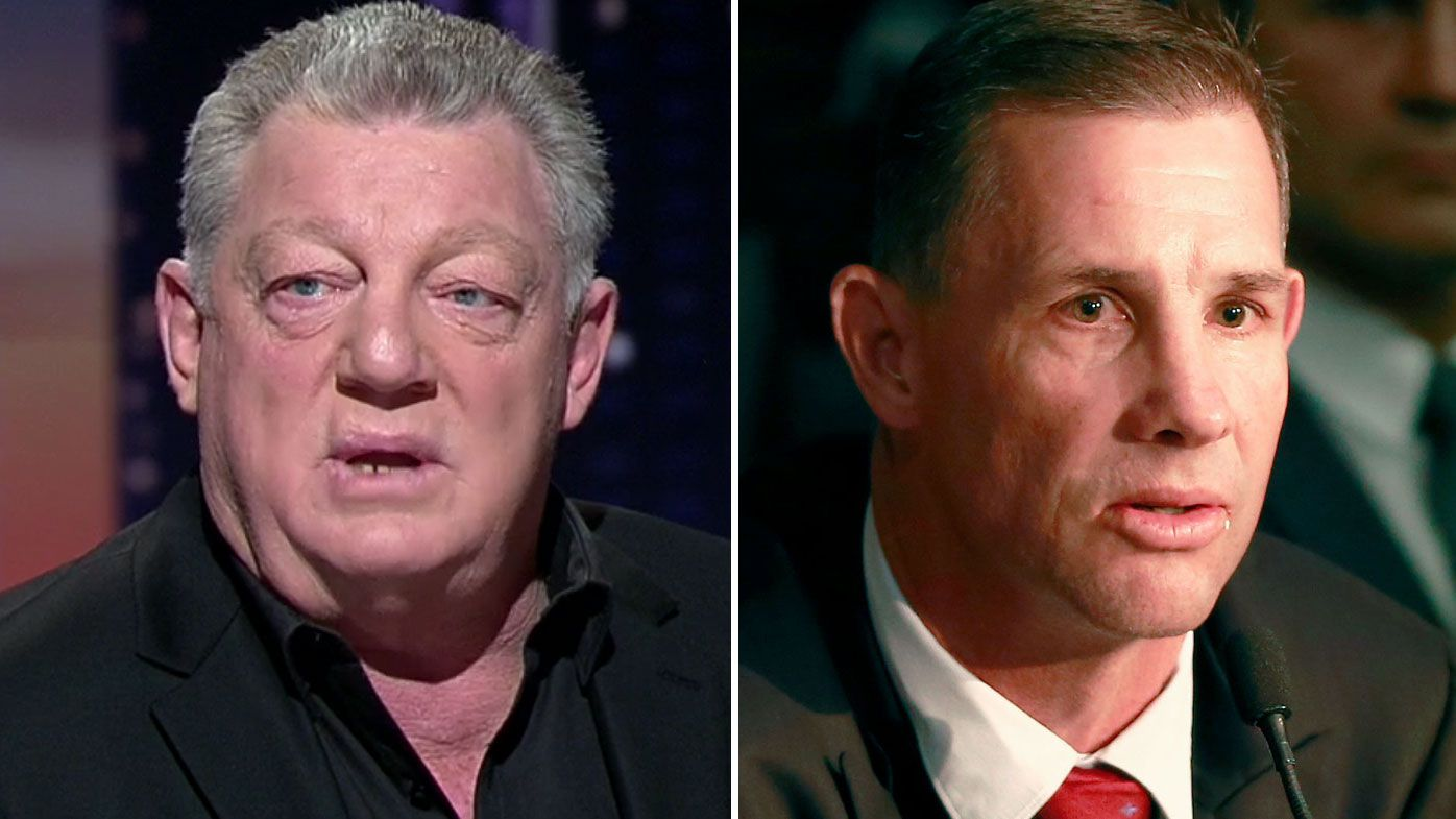 Phil Gould leaps to defence of Mark Coyne