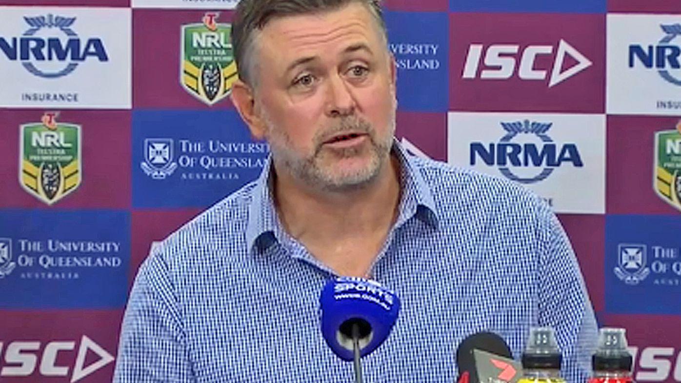 We got Mbye call right: NRL refs boss