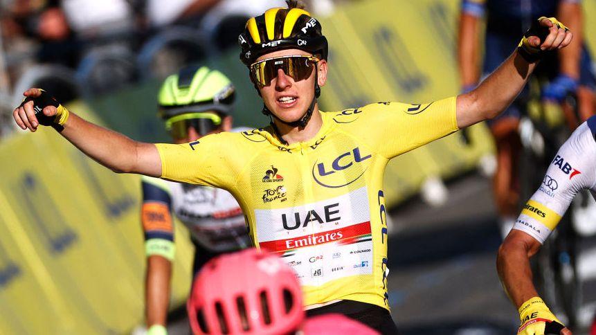 Tour de France final standings: Tadej Pogacar wins second consecutive title
