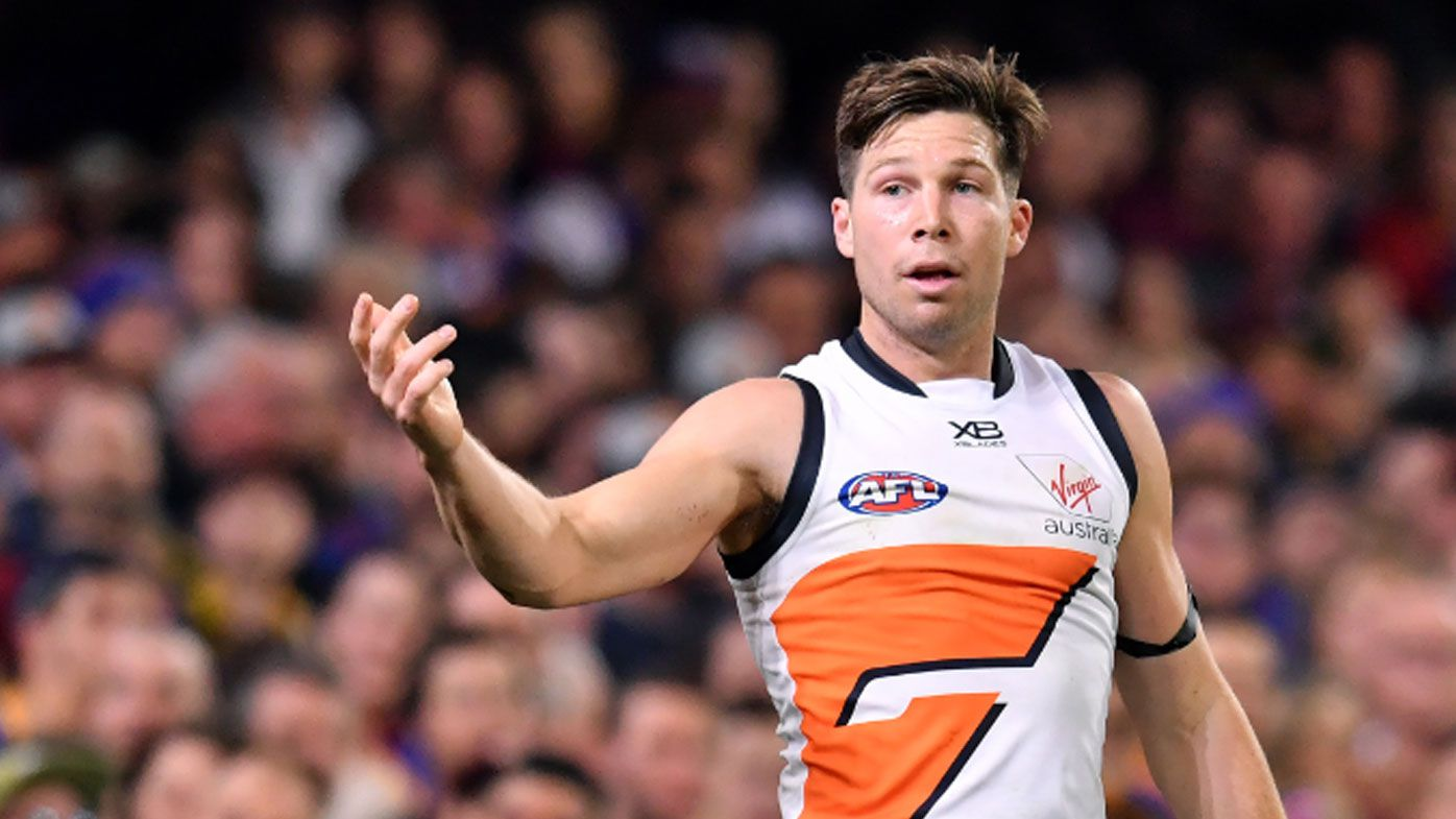 Toby Greene's mum reveals family tragedy that rocked GWS Giants star