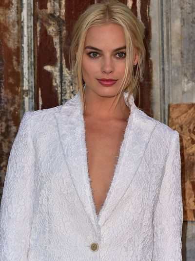 No. 2) Margot Robbie
